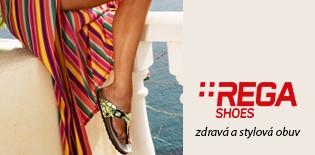 REGA stylová obuv