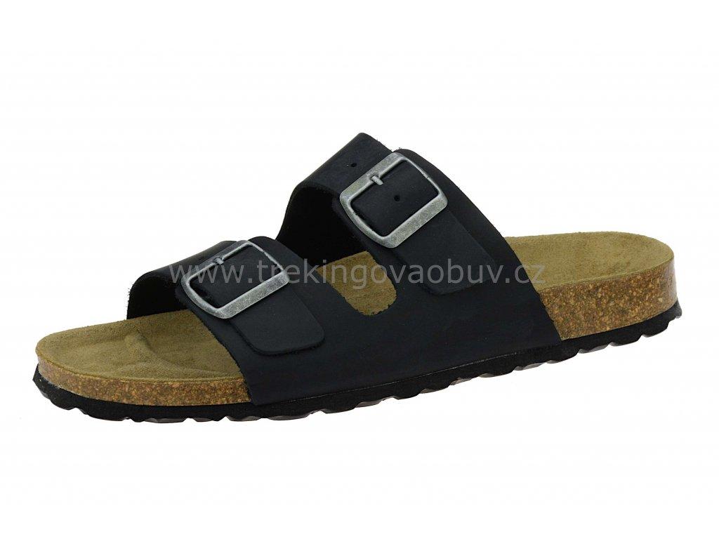 Panske zdravotni pantofle Rega E083 2871713101