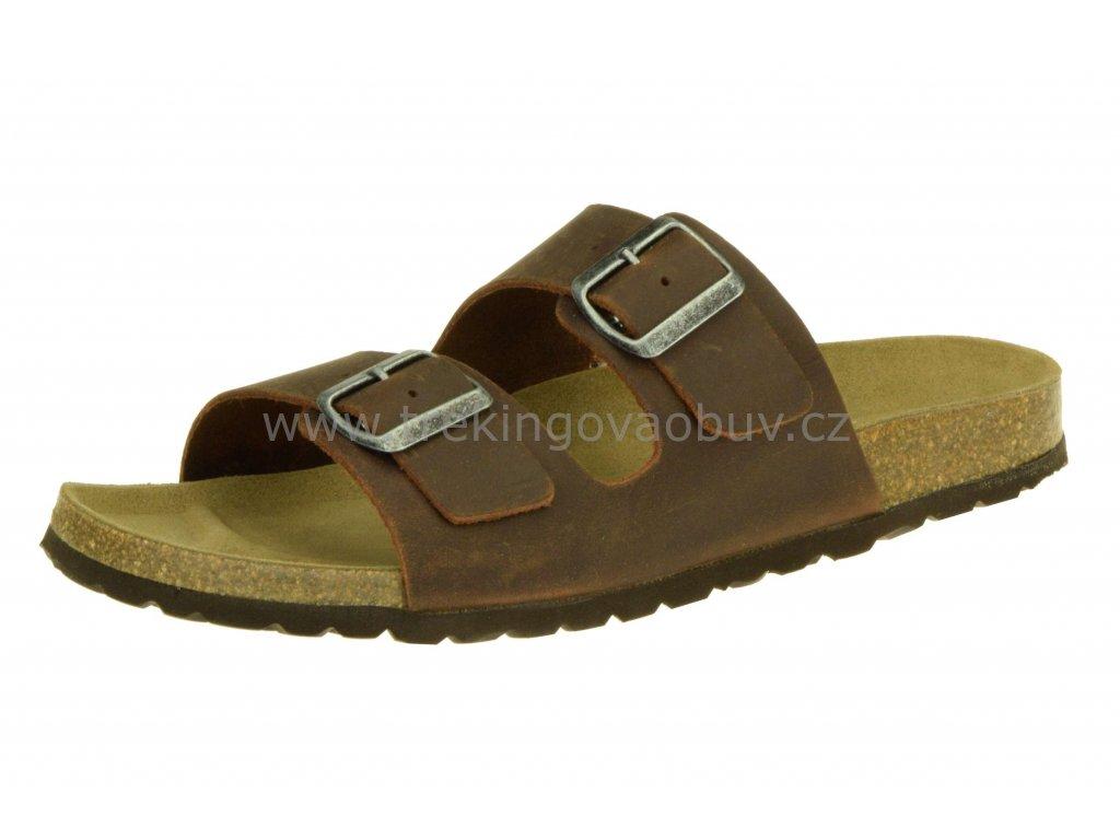 Panske zdravotni pantofle Rega C470 2871713108