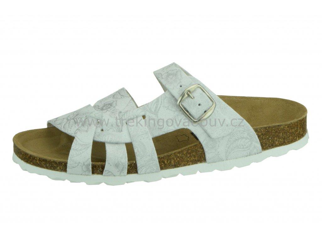 Damske zdravotni pantofle Rega B082 2851710156
