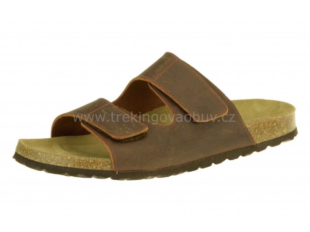 Panske zdravotni pantofle Rega C469 2871713308
