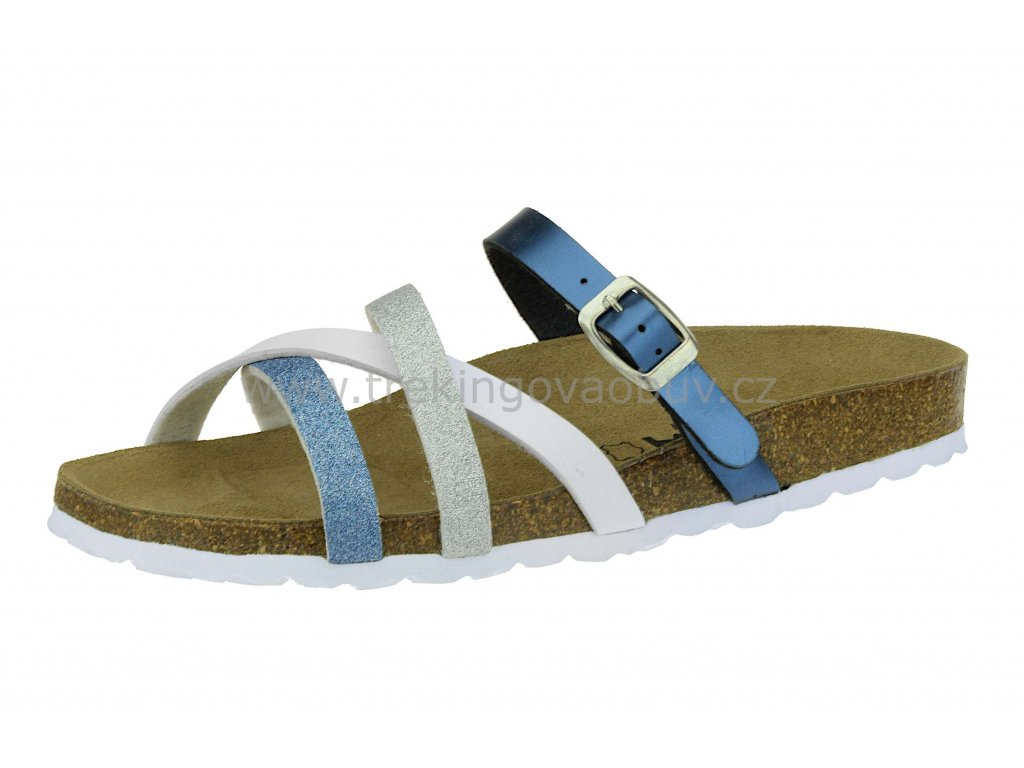 Damske zdravotni pantofle Rega G072 28 80571 35
