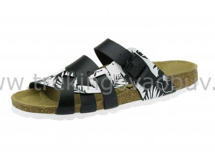 Damske zdravotni pantofle Rega A089 0800901