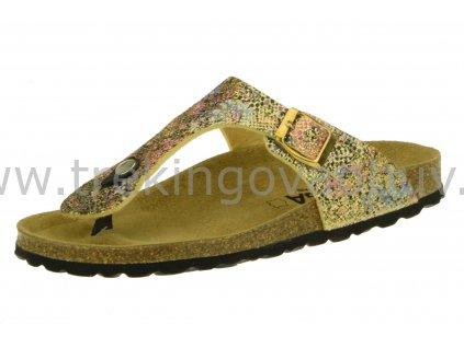 Damske zdravotni pantofle Rega D530 2852710311