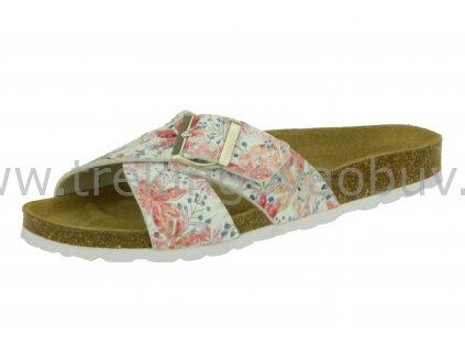 Damske zdravotni pantofle Rega D549 2853711011