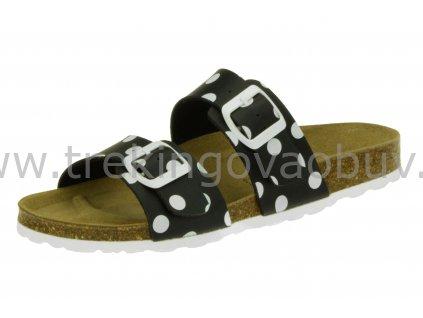Damske zdravotni pantofle Rega D535 2853717115