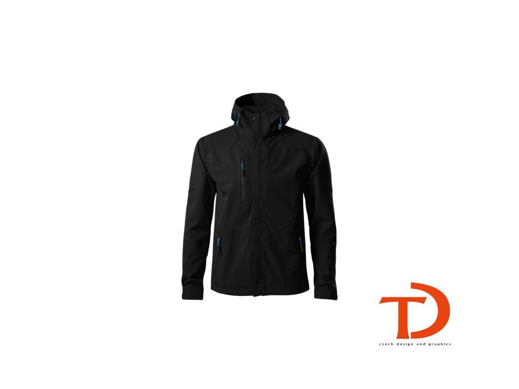 Nano Softshellová bunda pánská (Barva ocelově šedá, Velikost 3XL)