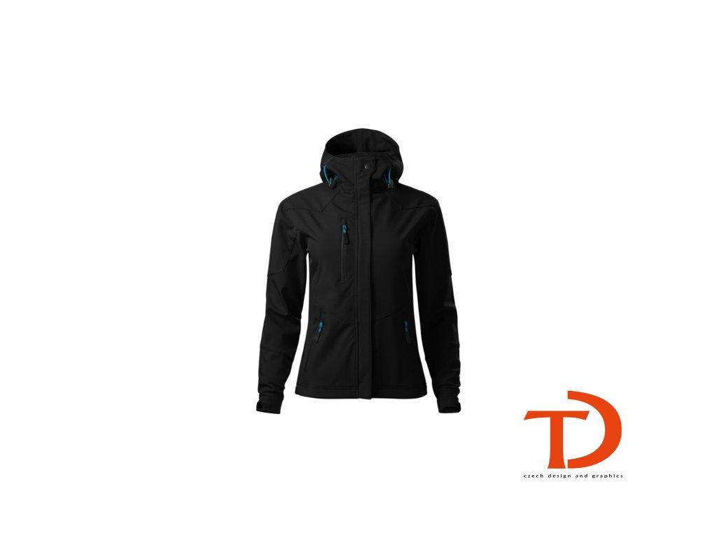 Nano Softshellová bunda dámská (Barva ocelově šedá, Velikost 2XL)