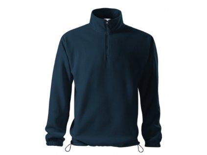 Horizon Fleece pánský (Barva ebony gray, Velikost 3XL)