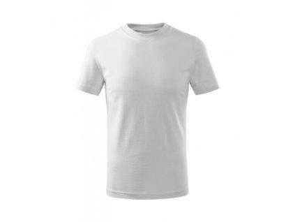 Basic Free Tričko dětské (Barva limetková, Velikost 146 cm/10 let)
