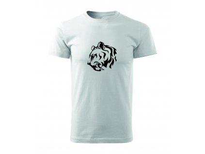 Pánské tričko s tygrem