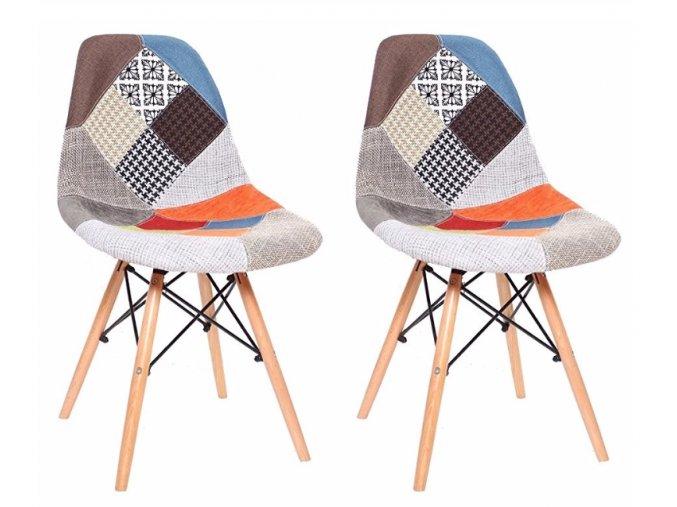 Jídelní židle PATCHWORK