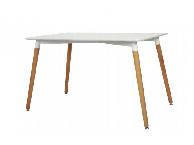 Obdélnikový jídelní stůl SCANDI 120x80