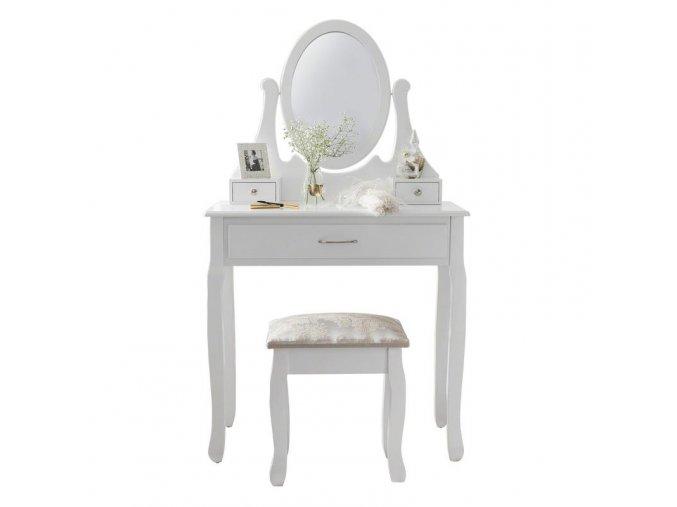 Toaletní stolek Klasik Rose