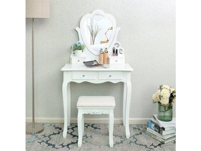 Toaletní stolek Romantic