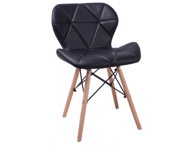 Jídelní židle EKO černá