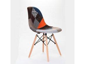 Jidelní židle PATCHWORK