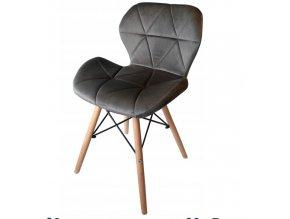 Jidelní židle SKY šedá