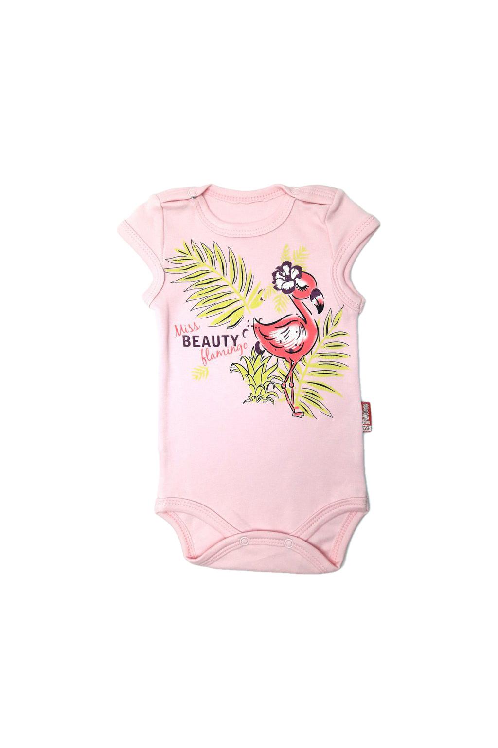 Dívčí body Flamingo