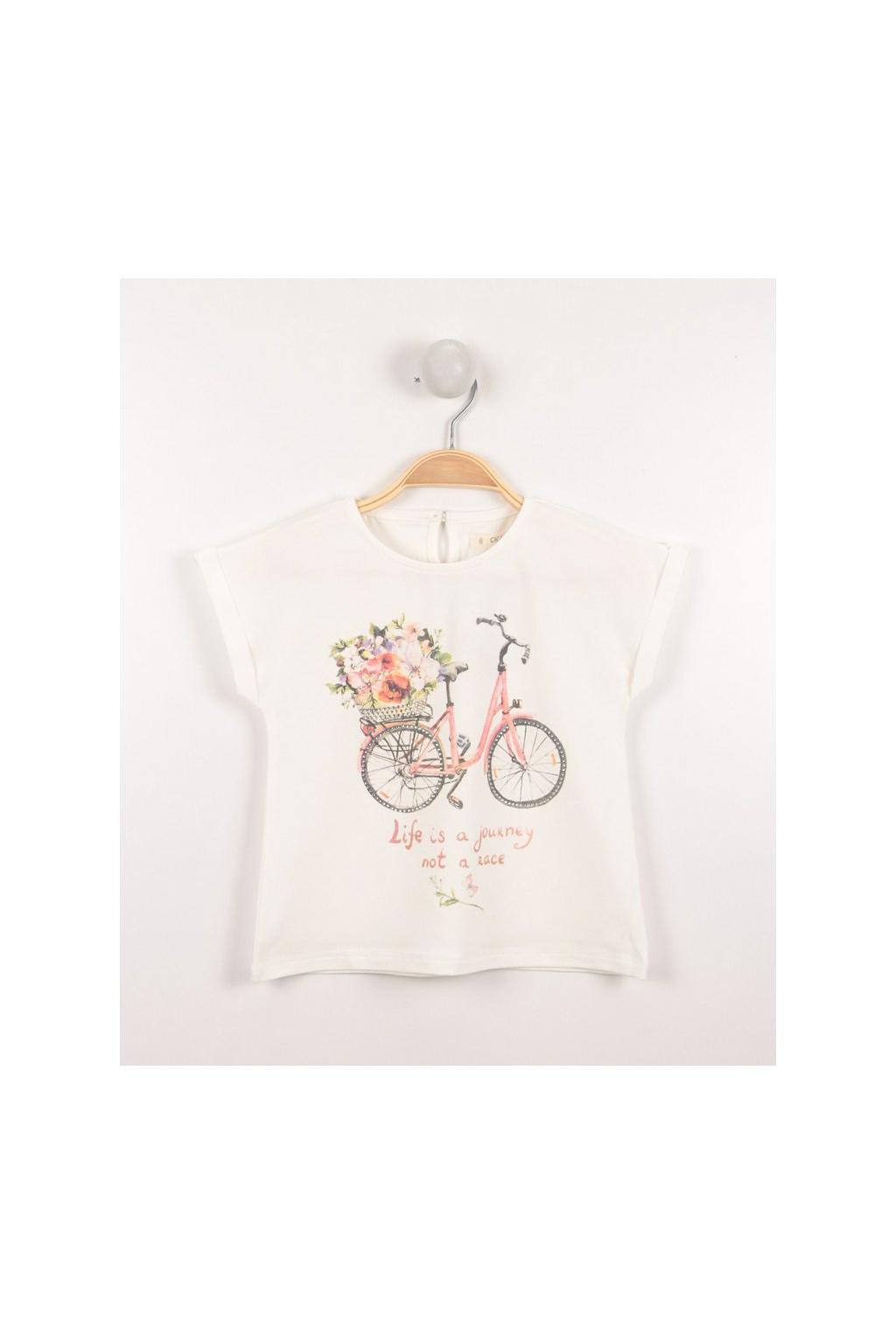 Dívčí tričko Bike