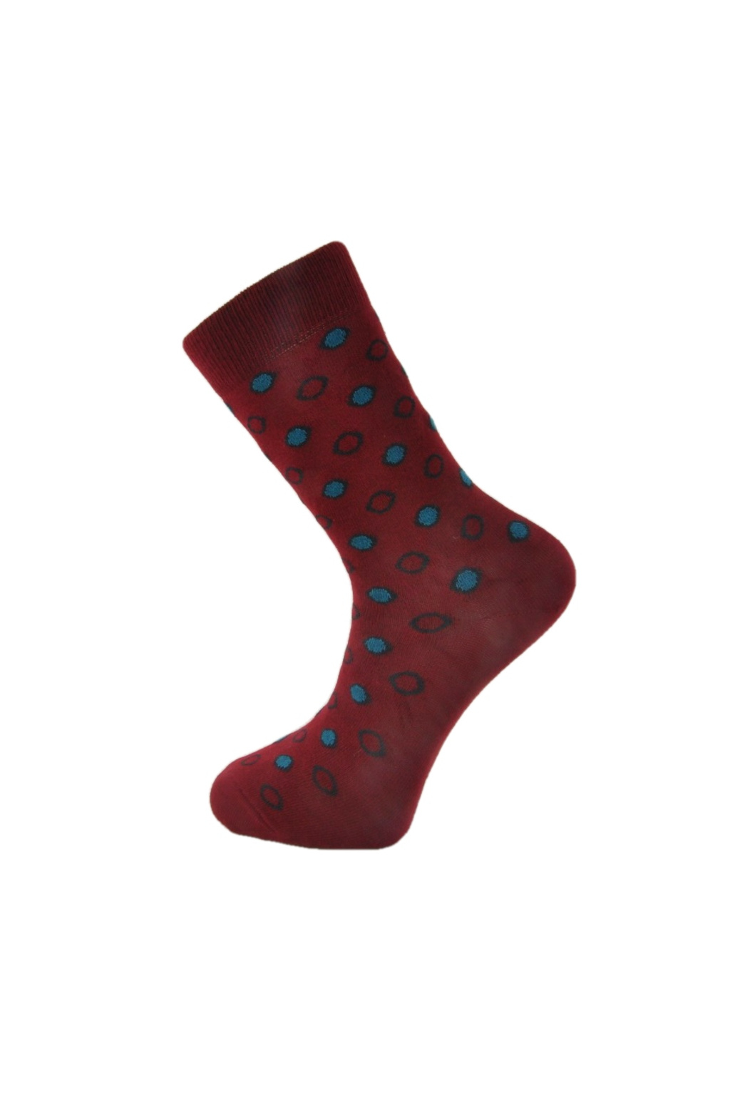 bordo ponozky