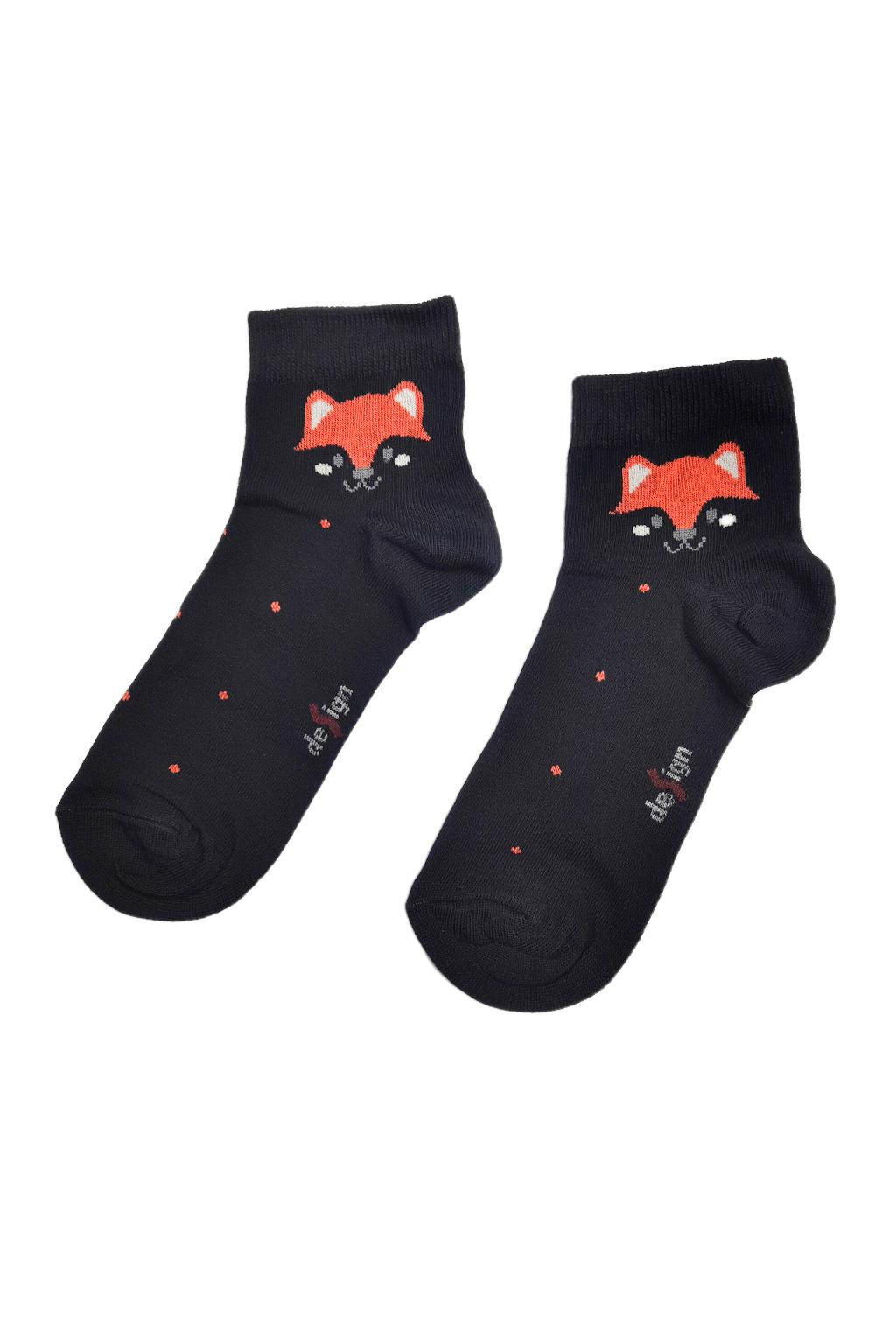 damske ponozky liska