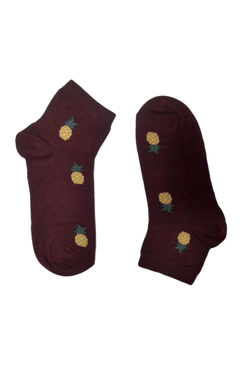 dámské ponožky Ananas 1