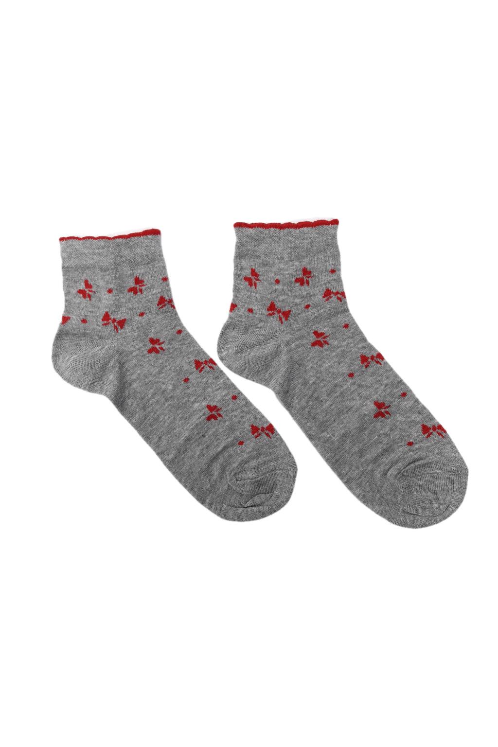 damske ponozky gray