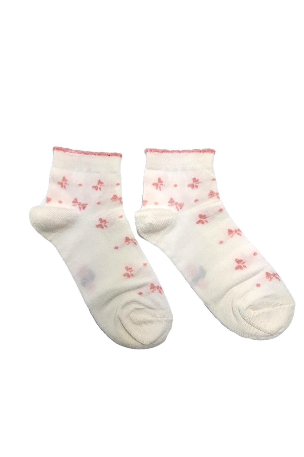 damske ponozky krem