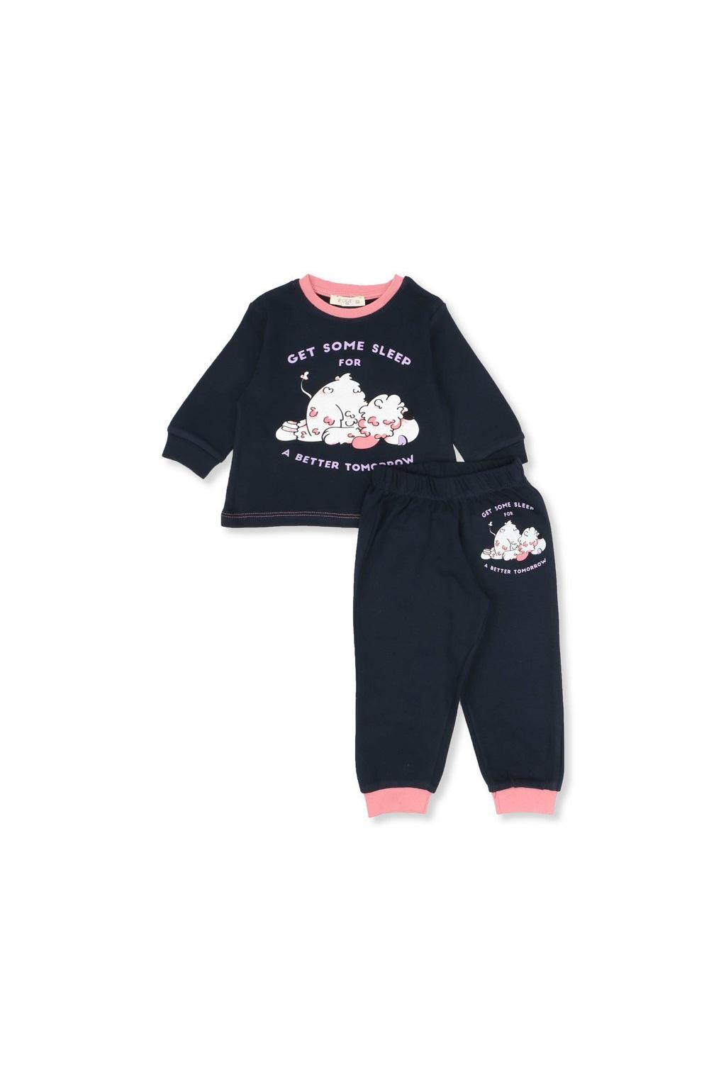 Dětské pyžamo ovecka