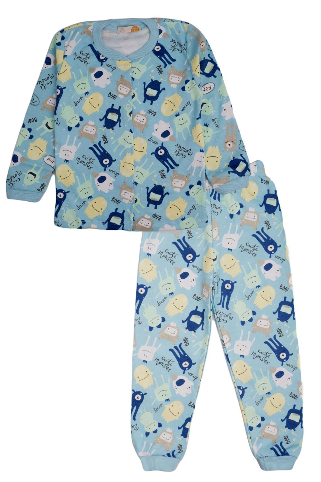 Dětské pyžamo Příšery (2)