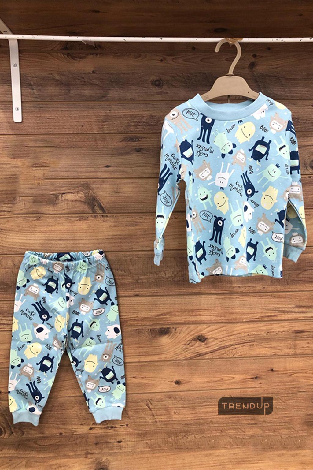 Dětské pyžamo Příšery