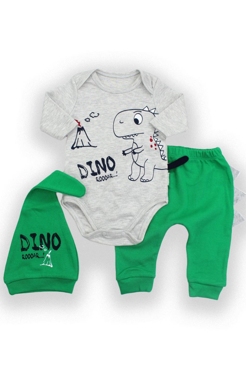 Roztomilý set Dino