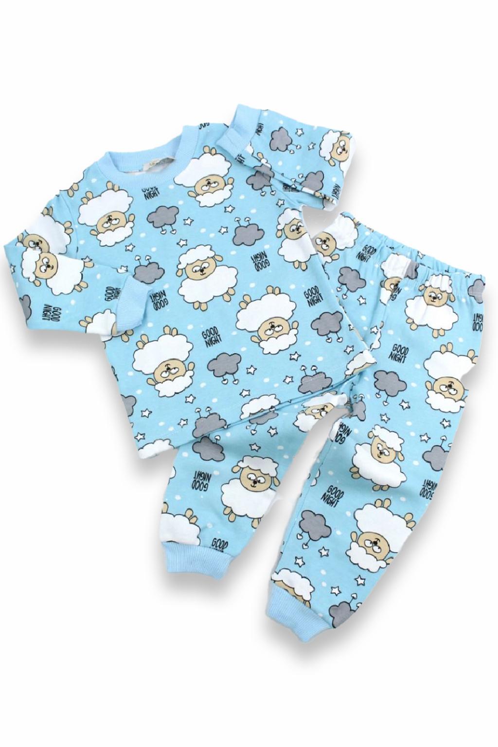 Dvojdílné pyžamo Good Night, modré