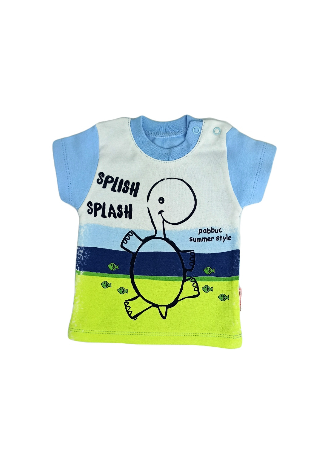 Chlapecké tričko s krátkým rukávem