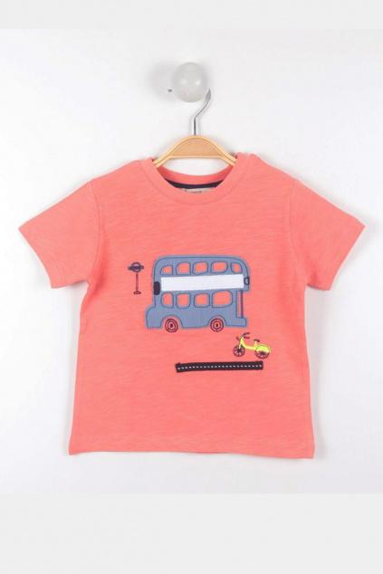 Chlapecké tričko Autobus
