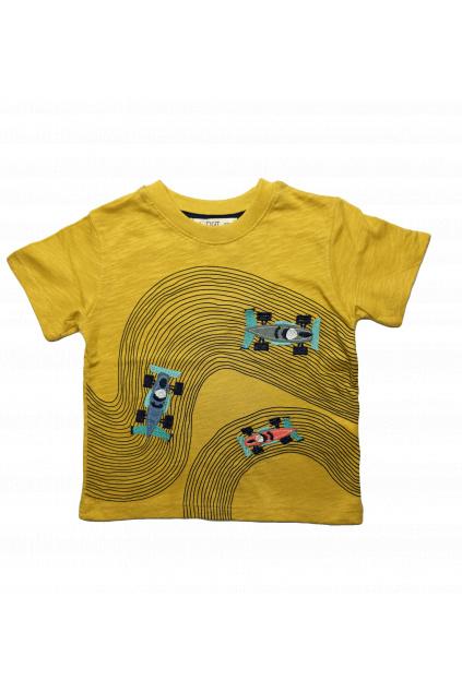 Chlapecké tričko formula auto