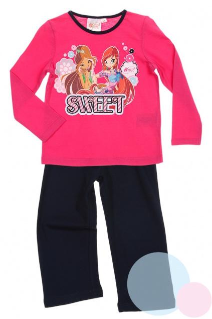 Dívčí pyžamo Sun City