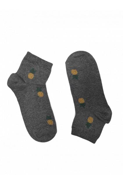 dámské ponožky Ananas