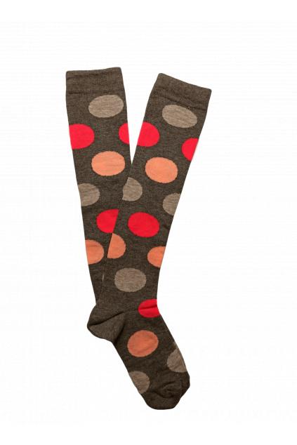 vysoké dámské ponožky 1
