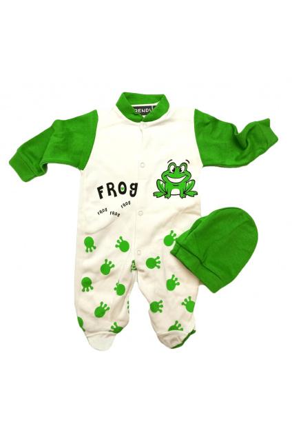 Kojenecky overal frog