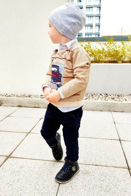 Detska souprava košile a kalhot