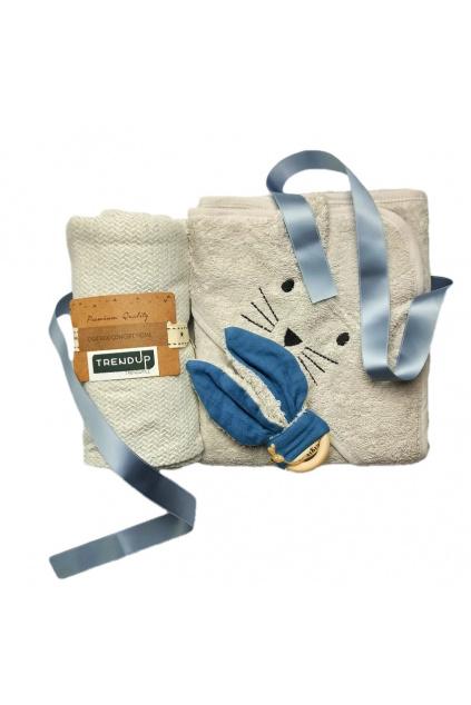 dárek k narození miminka osuska detska deka drevene kousatko