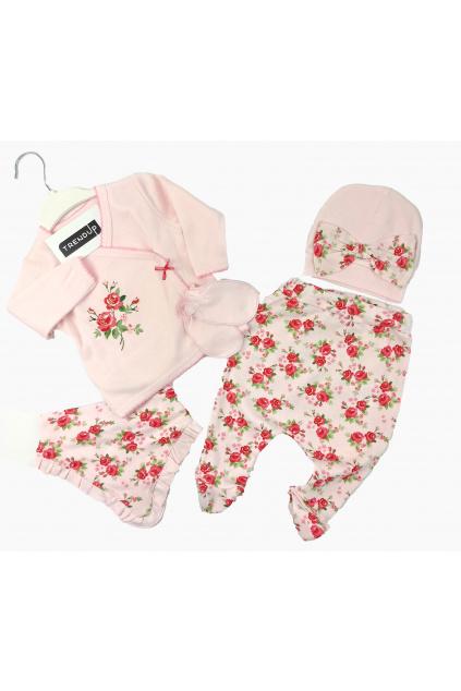 Obleceni pro deti do porodnice rose