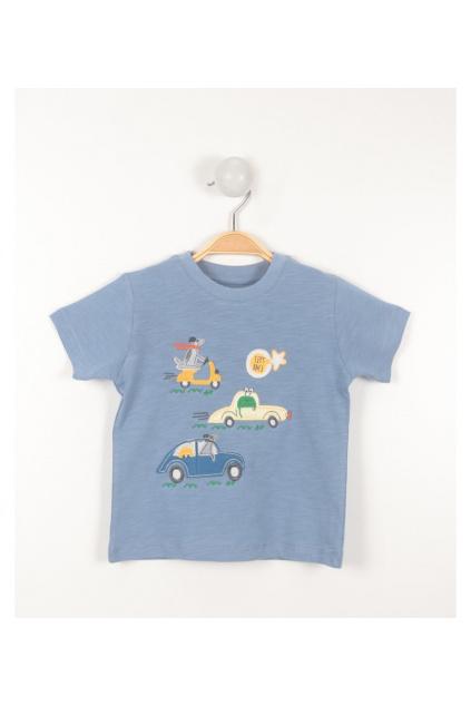w40 Chlapecké tričko s krátkým rukávem BejbyMy
