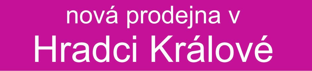 Prodejna Hradec Králové