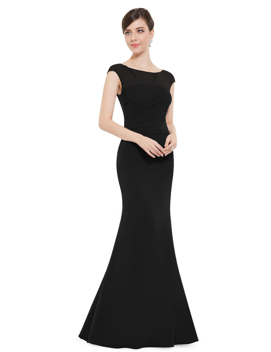 Večerní dlouhé šaty