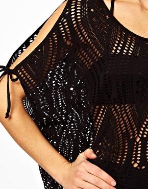 Háčkované, pletené šaty