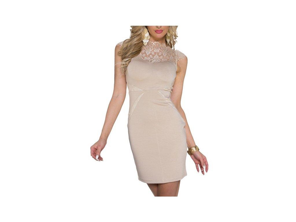 A Pouzdrové společenské šaty e8641b6074
