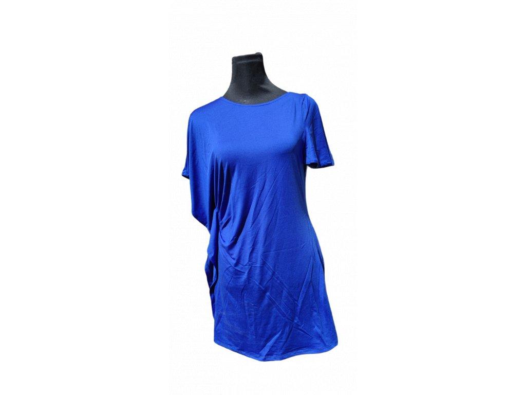 A Luxusní tunika modrá